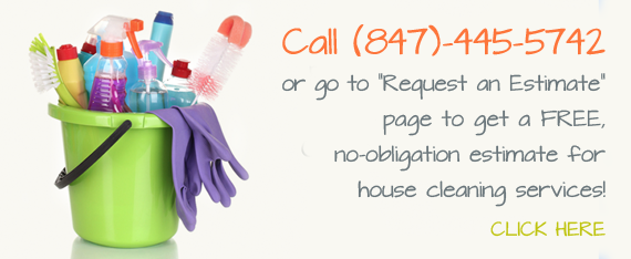 Free House cleaning estimate by Sirye's Cleaning Services